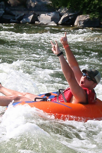 Party Guy Tubing