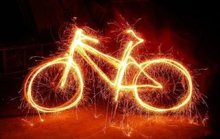New Years Bike
