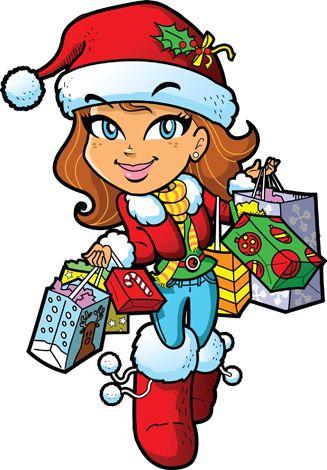 christmas-shopping-girl