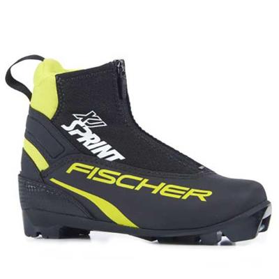 Demo Cross Country Ski Boot Fischer XJ Sprint - NNN - Junior Image