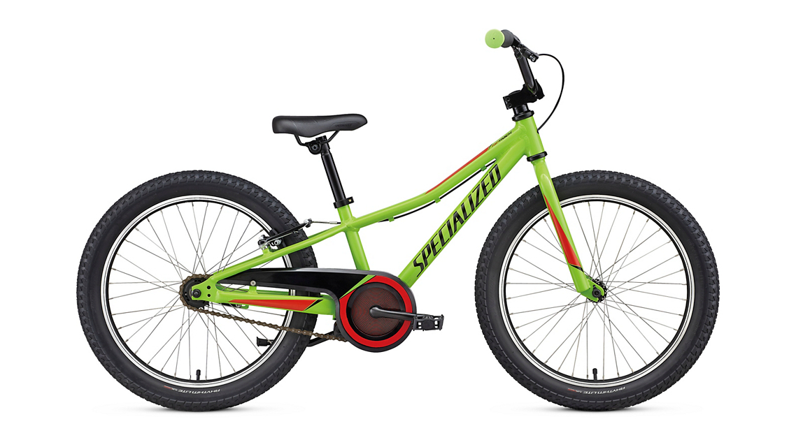 Specialized Riprock Coaster 20 - Green/Red Image