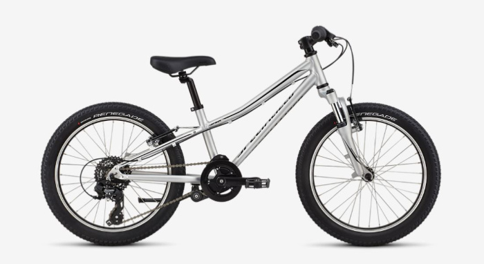 Specialized Hotrock 20 - Silver/Black Image